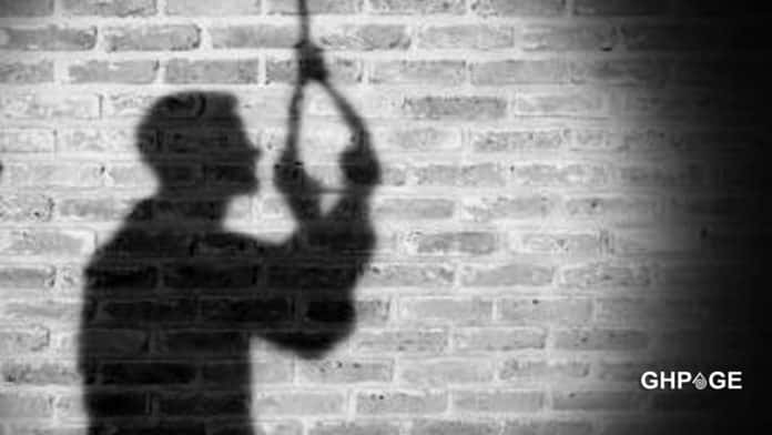 Security man commits suicide; residents suspect foul play