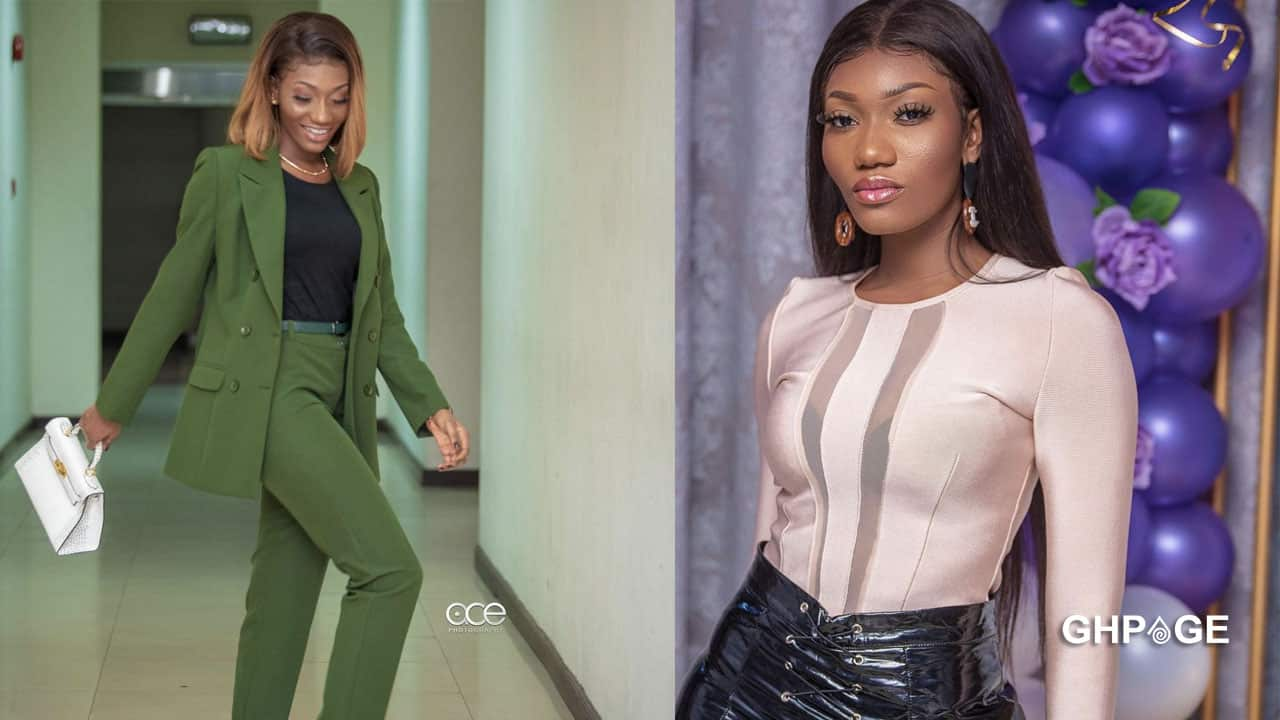 Underground Nigerian artists are dating top stars in Ghana - Wendy Shay