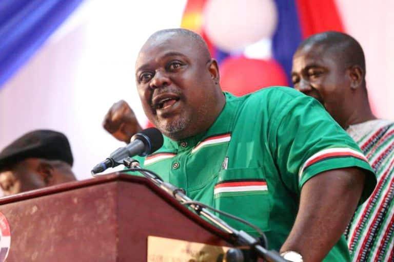 NDC sacks Koku Anyidoho