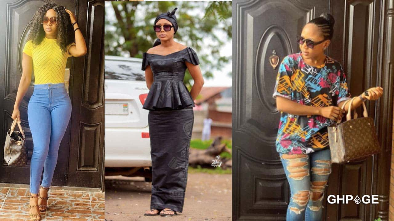 Some Ghanaian celebrities tried to sabotage me in Nigeria - Akuapem Poloo