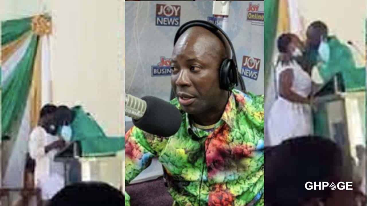 Slap any pastor who tries to kiss you - Prophet Kumchacha to women