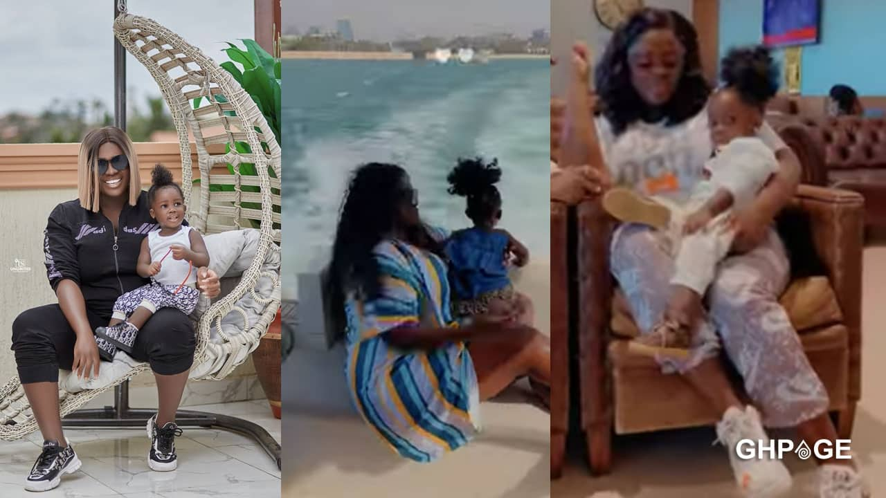Tracey Boakye allegedly acquires a mansion in Ridge for her daughter