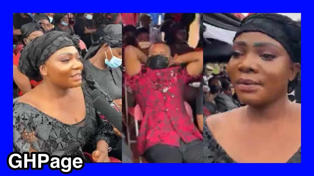 florence obinim father-in-law funeral
