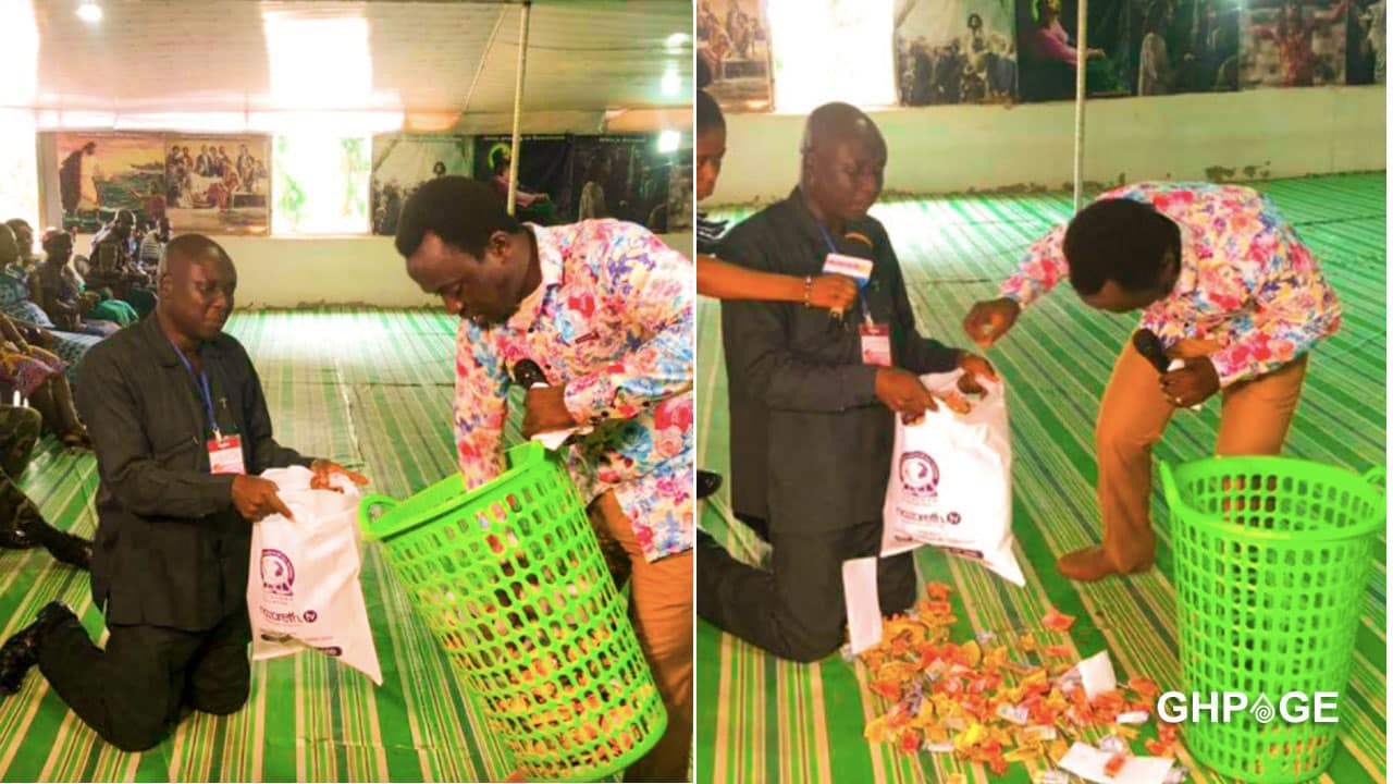 Pastor donates entire offering and tithe to a church member