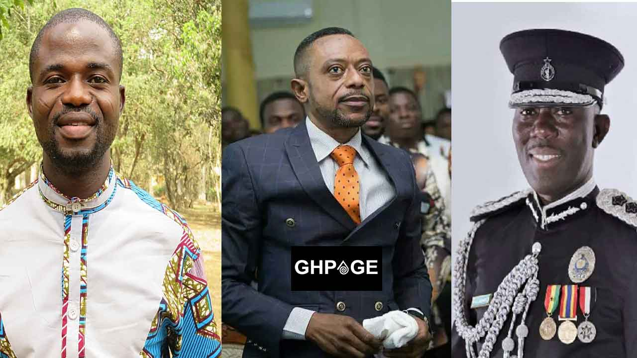 Manasseh Azure, New IGP and Owusu Bempah