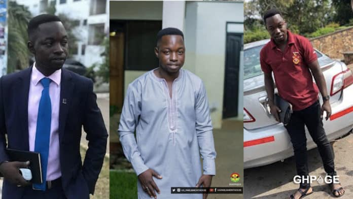 Final year Legon student dies a day to his final paper