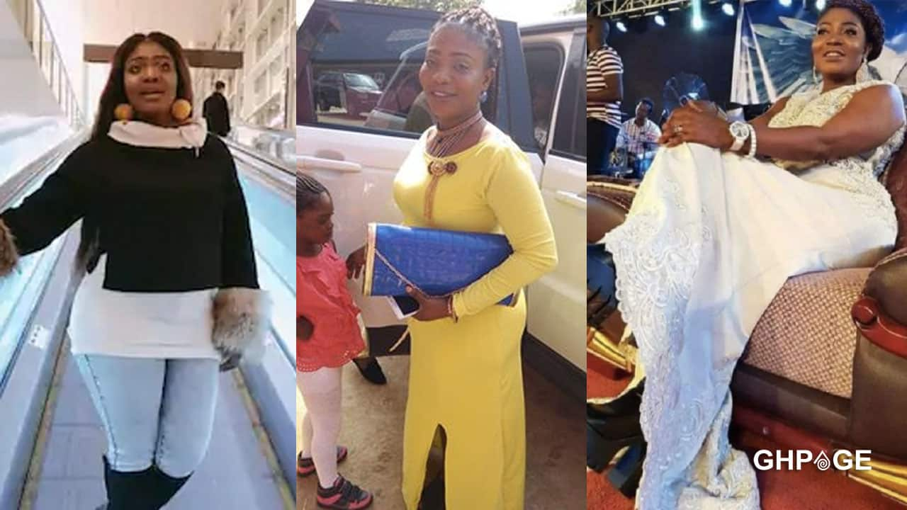 My banging body is from regular exercise - Florence Obinim