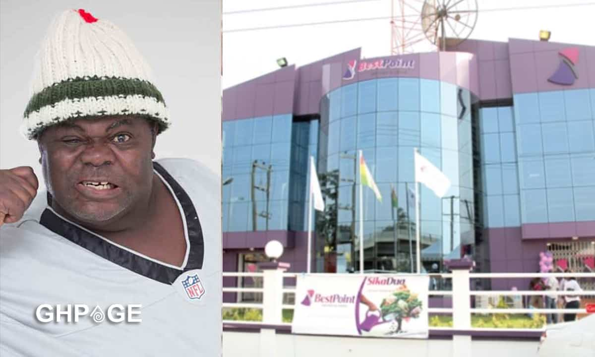 I was paid only GHS500 for Best Point's Pensions Trust advert – Psalm Adjeteyfio reveals