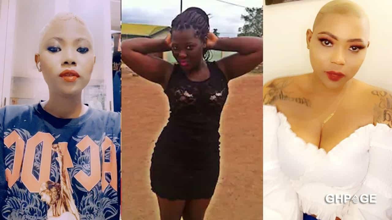 Ghanaian men want fair ladies - Queen Farcadi