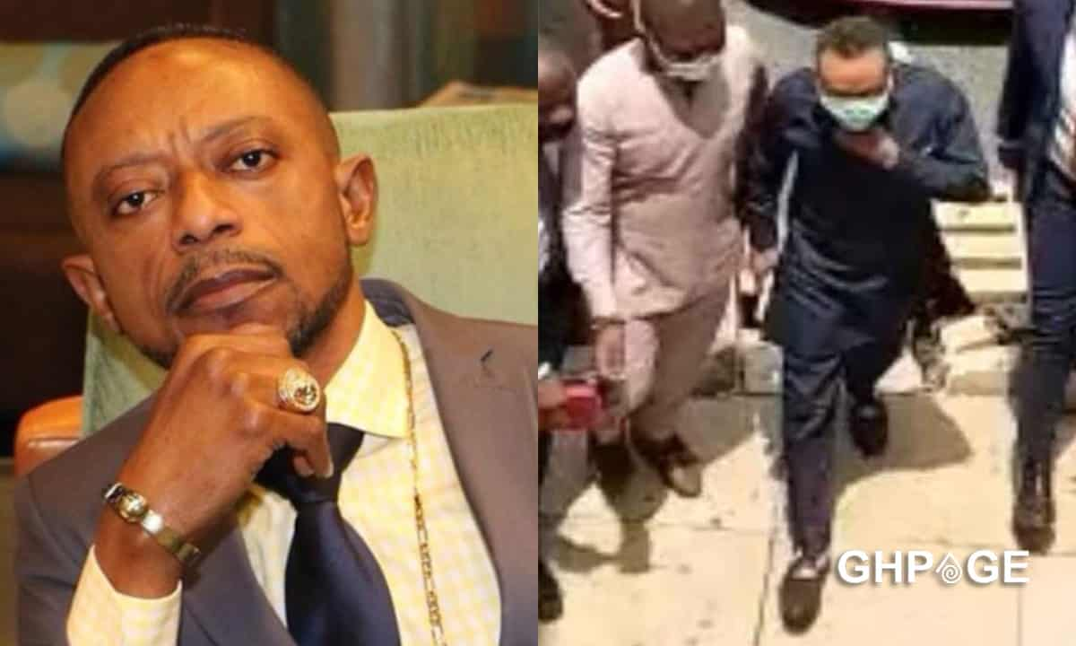 Rev Owusu Bempah arrest