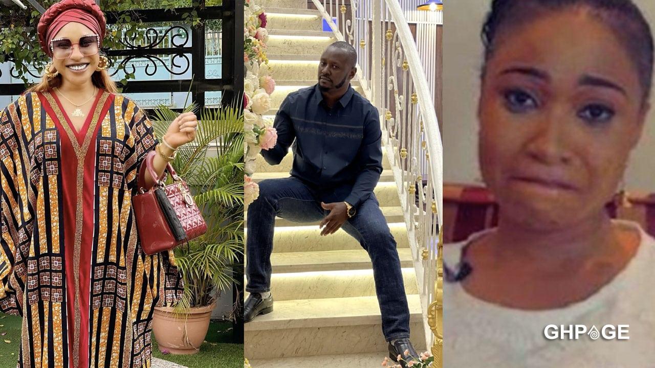Tonto Dikeh's ex boyfriend drops damning allegations